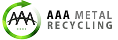 AAA Metal Recycling Logo